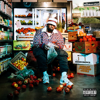 Smoke Dza - Homegrown (Explicit)