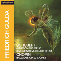 Friedrich Gulda - Schubert & Chopin: Piano Works