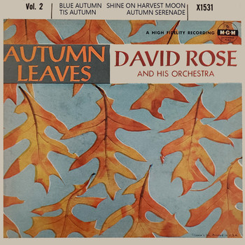 David Rose - Autumn Leaves (1957)