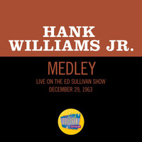 Hank Williams Jr. - Jambalaya/Your Cheatin' Heart/Cold, Cold, Heart (Medley/Live On The Ed Sullivan Show, December 29, 1963)