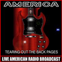 America - Tearing Out The Black Pages (Live)