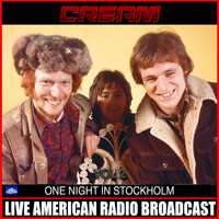 Cream - One Night In Stockholm Vol 2 (Live)