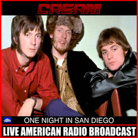 Cream - One Night In San Diego (Live)