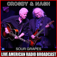 Crosby & Nash - Sour Grapes (Live)