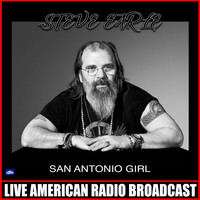 Steve Earle - San Antonio Girl (Live)