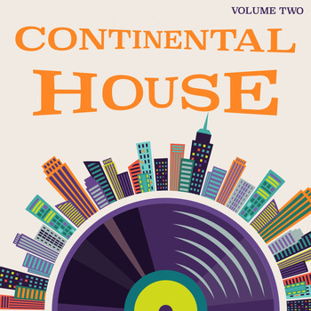 Various Artists - Continental House, Volume 2