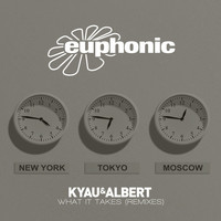 Kyau & Albert - What It Takes (Remixes)