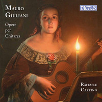 Raffaele Carpino - Giuliani: Guitar Works