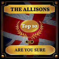 The ALLISONS - Are You Sure (UK Chart Top 40 - No. 2)
