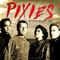 Pixies - Boston Bound 1987 (live)
