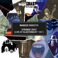 Supergrass - Mansize Rooster / Strange Ones (Live At Glastonbury 1997)
