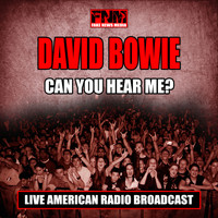 David Bowie - Can You Hear Me? (Live)