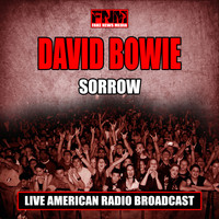 David Bowie - Sorrow (Live)