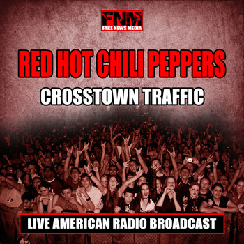 Red Hot Chili Peppers - Crosstown Traffic (Live)