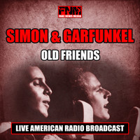 Simon & Garfunkel - Old Friends (Live)