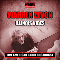 Warren Zevon - Illinois Vibes (Live)