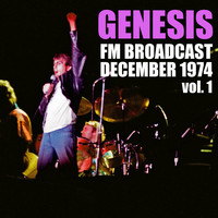 Genesis - Genesis FM Broadcast December 1974 vol. 1