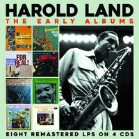 Harold Land - The Early Albums