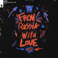 Arty - From Russia With Love (Vol. 3) (Explicit)