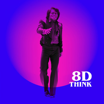James Brown - Think (8D)