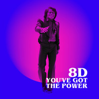 James Brown - You've Got the Power (8D)