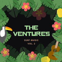 The Ventures - Surf Music, Vol. 2