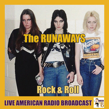 The Runaways - Rock and Roll (Live)