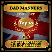 Bad Manners - My Girl Lollipop (My Boy Lollipop) (UK Chart Top 40 - No. 9)