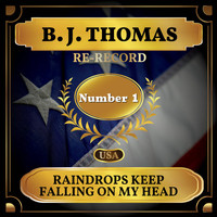 B. J. THOMAS - Raindrops Keep Fallin' on My Head (Billboard Hot 100 - No 1)