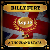 Billy Fury - A Thousand Stars (UK Chart Top 40 - No. 14)