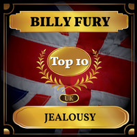 Billy Fury - Jealousy (UK Chart Top 40 - No. 2)