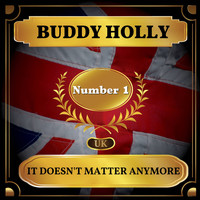 Buddy Holly - It Doesn't Matter Anymore (UK Chart Top 40 - No. 1)