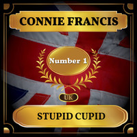 Connie Francis - Stupid Cupid (UK Chart Top 40 - No. 1)