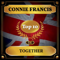 Connie Francis - Together (UK Chart Top 40 - No. 6)
