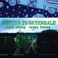 Neil Young & Crazy Horse - Falling from Above (Live)
