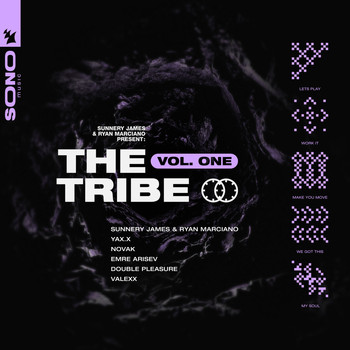 Sunnery James & Ryan Marciano - Sunnery James & Ryan Marciano present: The Tribe Vol. One (Explicit)