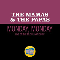 The Mamas & The Papas - Monday, Monday (Live On The Ed Sullivan Show, December 11, 1966)