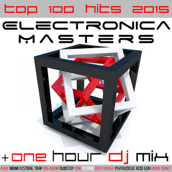 DoctorSpook - Electronica Masters Top 100 Hits 2015 + One Hour DJ Mix