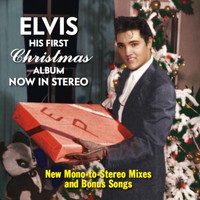 Elvis Presley - Elvis His First Christmas Album Now in Stereo (New Mono to Stereo Mixes)