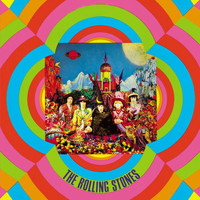 The Rolling Stones - She's A Rainbow / Dandelion / We Love You