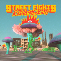 RedrumSociety - Street Fights (Explicit)
