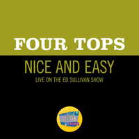 Four Tops - Nice And Easy (Live On The Ed Sullivan Show, January 30, 1966)