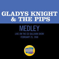 Gladys Knight & The Pips - The End Of Our Road/The Masquerade Is Over/I Heard It Through The Grapevine (Medley/Live On The Ed Sullivan Show, February 25, 1968)