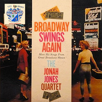 Jonah Jones - Broadway Swings Again