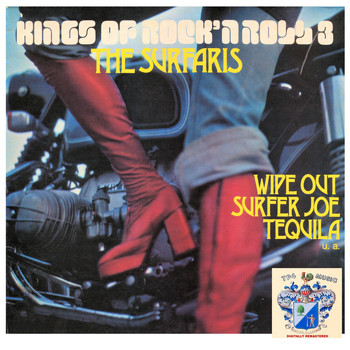 The Surfaris - Kings of Rock and Roll