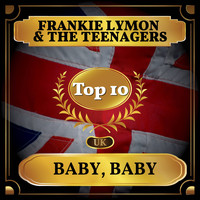 Frankie Lymon & The Teenagers - Baby Baby (UK Chart Top 40 - No. 4)