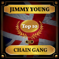 Jimmy Young - Chain Gang (UK Chart Top 40 - No. 9)