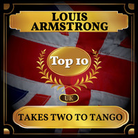 Louis Armstrong - Takes Two to Tango (UK Chart Top 40 - No. 6)