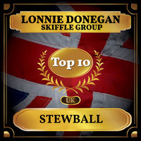 Lonnie Donegan Skiffle Group - Stewball (UK Chart Top 40 - No. 2)