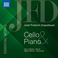 Anna Adamik / Martin Merker - Doppelbauer: Essential Cello & Piano Works